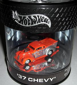 Hot Wheels Street Rod Series Cars Die-Cast: '37 Chevy
