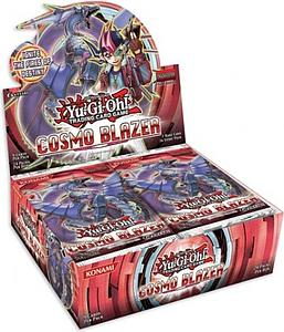 YuGiOh Trading Card Game Cosmo Blazer: Booster Box