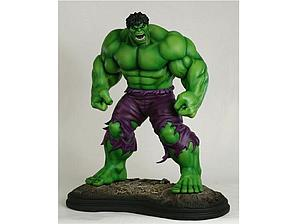 Bowen Marvel Collectible 15 Inch Statue Figure: Hulk (Variant)