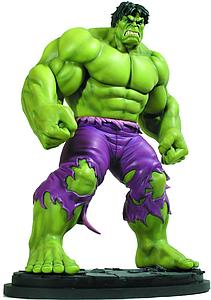 "Bowen Marvel Collectible 15"" Statue Figure: Savage Hulk"