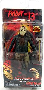 "Friday the 13th Part 4 The Final Chapter 6"": Jason Voorhees (Battle Damaged)"