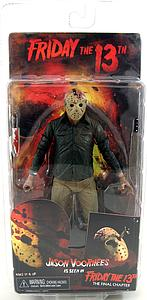 "Friday the 13th Part 4 The Final Chapter 6"": Jason Voorhees"