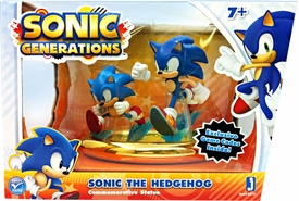 Sonic Generations Sonic The Hedgehog Commemorative Statue