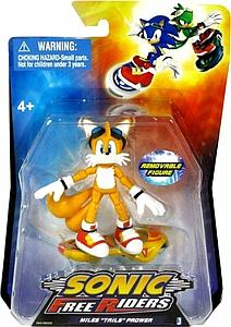 Sonic Free Riders: Tails