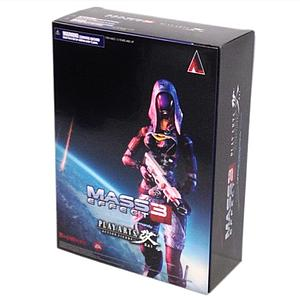 "Play Arts KAI Mass Effect 3 8"": Tali Zorah Normandy"