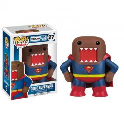 Pop! Heroes DC Vinyl Figure Domo Superman #27 (Retired)