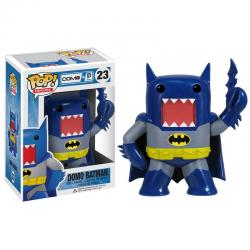 Pop! Heroes DC Vinyl Figure Domo Batman (Blue) #23 (Retired)