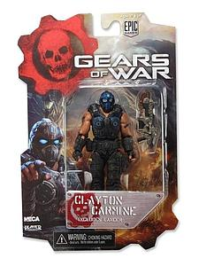 Gears of War 3 3 3/4 Inchs Series 1: Clayton Carmine