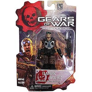 Gears of War 3 3 3/4 Inchs Series 1: Damon Baird