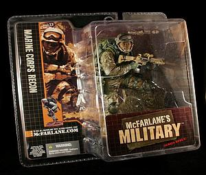Military Series 1: Marine Corps Recon