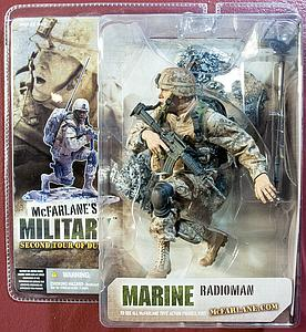 Military Series 2: Radioman Marine