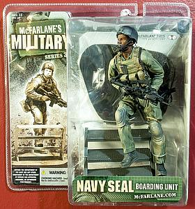 Military Series 3: Navy Seal Boarding Unit (African American)