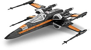 Poe's X-Wing Fighter (85-1635)