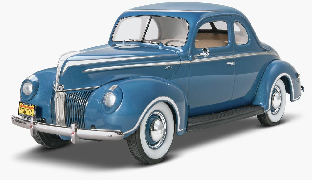 '40 Ford Standard Coupe (85-4371)