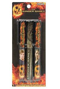 The Hunger Games Accessories: 3-Pack Pen Set