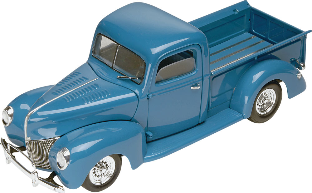'40 Ford Custom Pickup (85-4928)