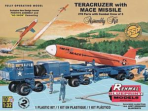 Teracruzer with Mace Missile (85-7812)