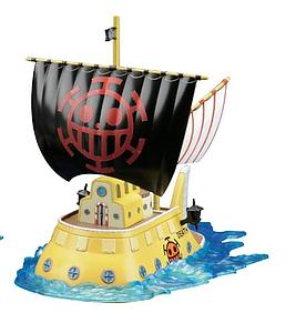 One Piece Grand Ship Collection Model Kit: #02 Trafalgar-Law's Submarine