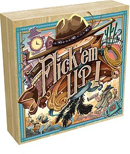 Flick'em Up! (Deluxe Wood Edition)