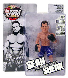 "Round 5 World of MMA Champions UFC Series 2 Deluxe: Sean ""Muscle Shark"" Sherk"