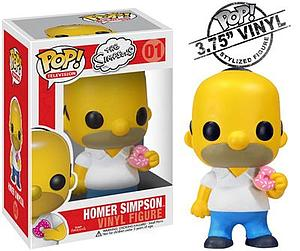 Pop! Television The Simpsons Homer Simpson #01 (Retired)