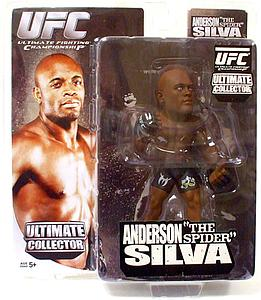 UFC Round 5 Ultimate Collector Series 5: Anderson Silva