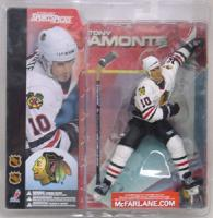 NHL Sportspicks Series 1 Tony Amonte (Chicago Blackhawks) White Jersey Chase