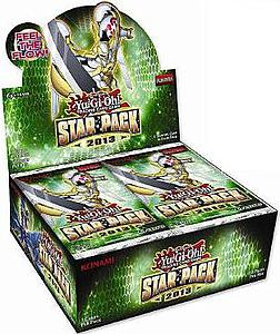 YuGiOh Trading Card Game Star Pack 2013: Booster Box