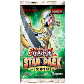 YuGiOh Trading Card Game Star Pack 2013: Booster Pack