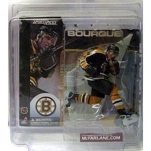 NHL Sportspicks Series 1 Ray Bourque (Boston Bruins) Black Jersey