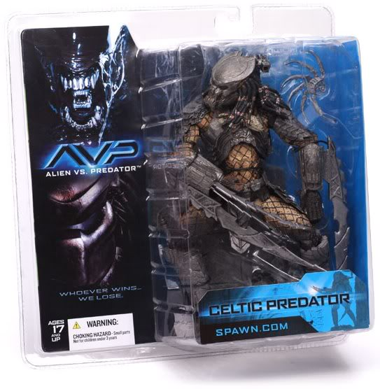 Alien vs. Predator Series 1: Celtic Predator