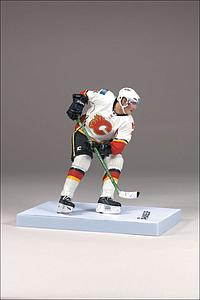 NHL Sportspicks Series 20 Dion Phaneuf (Calgary Flames) White Jersey