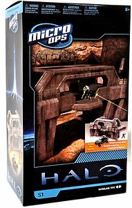 Halo Micro Ops Series 1: High Ground Gate