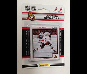 2012-13 Panini Score Team Collection: Ottawa Senators