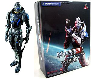 "Mass Effect 3 Play Arts Kai 8"": Garrus Vakarian"
