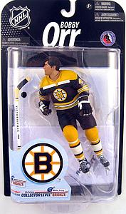 NHL Sportspicks Series 23 Bobby Orr (Boston Bruins) Black Jersey