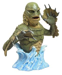 Universal Monsters Creature from the Black Lagoon Bust Bank