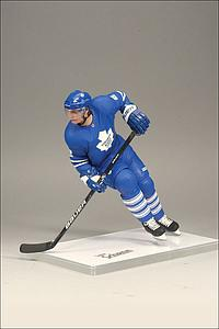 NHL Sportspicks Series 23 Luke Schenn (Toronto Maple Leafs) Blue Jersey
