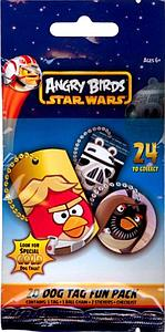 Angry Birds Star Wars Dog Tag Fun Pack