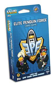 Club Penguin Elite Penguin Force Card Game