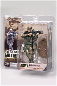 Military Series 2: Army Paratrooper