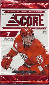 2012-13 Panini Score Booster Pack