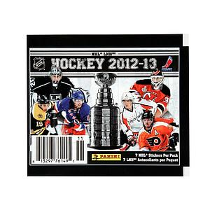2012-13 Panini NHL Album Stickers Pack (7 Cards)