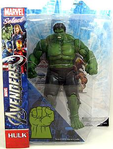 "Marvel Select 8"": Avengers Movie Hulk"