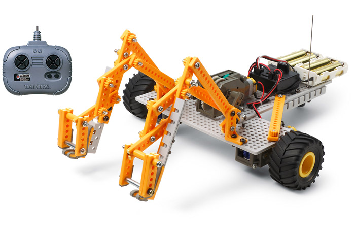3-Channel Radio Control: Robot Construction Set (70216)
