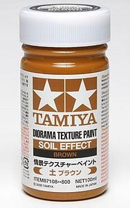 Diorama Texture Paint Brown Soil (87108)