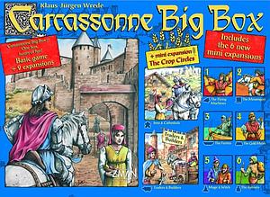 Carcassonne: Big Box 4