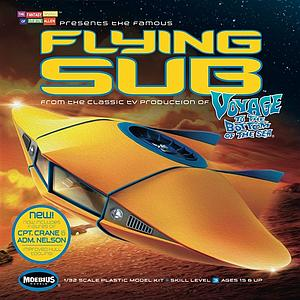 Voyage to the Bottom of the Sea: Flying Sub (817)