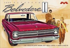 1965 Plymouth Belvedere (1218)