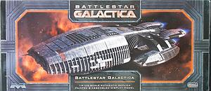 Battlestar Galactica Spaceship Finished (2915)